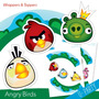 Kit Imprimible Angry Birds