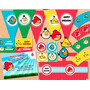Kit Imprimible Angry Birds Candy Bar Cumple Invitacion