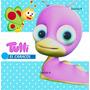 Kit Imprimible Baby Tv Tulli Tarjetas Cumpleaños Tully