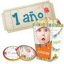 Kit Imprimible Baby Shower Para Nena Y Nene - Envio Gratis!!