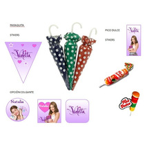 Violeta Candy Bar Etiquetas Kit Imprimible (digital)