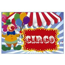 Kit Imprimible Circo - Personalizá Tu Fiesta