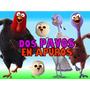 Kit Imprimible Dos Pavos En Apuros Candy Bar Golosinas Y Mas