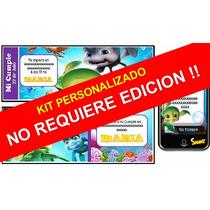 Kit Imprimible De Sammy Y Compañia Personalizado