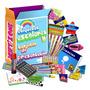 Mega Kit Imprimible Etiquetas Escolares, Lápices, Crayones