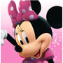 Kit Imprimible Minnie Mouse Candy Bar Cumples!! 2x1