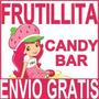 Kit Imprimible Candy Bar Frutillita Golosinas Personalizadas