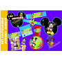 Kit Imprimible Mickey Mouse Tarjetas Invitaciones Y Mas