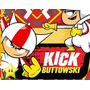 Kit Imprimible Candy Bar Kick Buttowski Golosinas