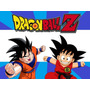 Kit Imprimible Dragon Ball Z Etiqueta Golosinas Invitaciones