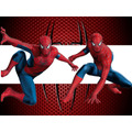 Kit Imprimible 2x1 Spiderman Hombre Araña Candy Bar Cotillon