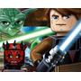 Kit Imprimible Lego Star Wars Cotillón Candy Bar 2x1