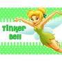 Kit Imprimible Tinker Bell Campanita Candy Bar Golosinas