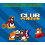 Kit Imprimible Club Penguin