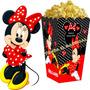 Kit Imprimible Minnie Roja Candy Bar Golosinas Cotillon 2x1