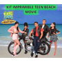 Kit Imprimible Teen Beach Movie