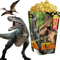 Kit Imprimible Dinosaurios Candy Bar Golosinas Cotillon 2x1