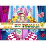 Kit Imprimible Mas Candy Bar Panam !!!