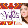 Super Mega Kit Imprimible Violetta (4 En 1) Disney Violeta