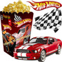 Kit Imprimible Hot Wheels Candy Bar Golosinas Cumple 2x1