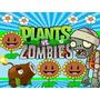 Kit Imprimible Plants Vs Zombies Cotillon Imprimible