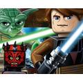 Kit Imprimible Star Wars Lego, Diseña Tu Fiesta
