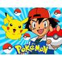 Kit Imprimible Pokemon Candy Bar Golosinas Y Mas