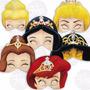 Antifaz Imprimible Princesas Incluye 6 Diseños