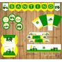 Kit Imprimible De Decoración Tractor Juan Deere