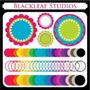 Kit Imprimible Pack Frames Etiquetas Label 39 Clipart