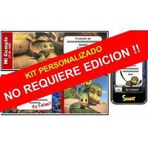 Kit Imprimible De Sammy Y Compañia 100% Personalizado