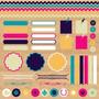 Kit Imprimible Pack Frames Etiquetas Label 89 Clipart