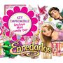 Kit Imprimible Enredados Rapunzel Textoseditables