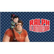 Kit Imprimible Ralph, El Demoledor - Envío Gratis