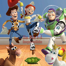 Kit Imprimible Toy Story Invitaciones Cotillon Calendario +