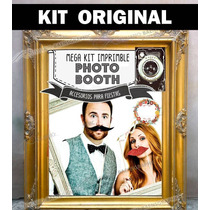 Kit Imprimible Photo Booth Imperdible!!!!