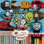 Kit Imprimible Thomas El Tren 15 Clipart 22 Fondos 160 Ele