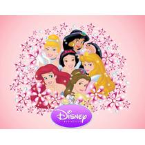 Kit Imprimible Disney Princesas - Personalizá Tu Fiesta
