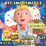 Kit Imprimible Candy Bar Golosinas Bob El Constructor