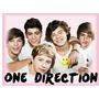 Kit Imprimible One Direction Tarjetas Cumples Y Mas