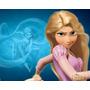 Kit Imprimible Enredados Rapunzel Diseña Invitaciones Cajita