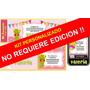 Kit Imprimible De La Sapa Pepa 100% Personalizado