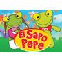 Kit Imprimible Sapo Pepe -personalizá Tu Fiesta-envío Gratis