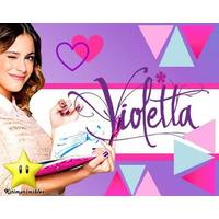 Kit Imprimible Violetta 2 De Disney Violeta Disney (2x1)