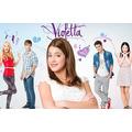 Kit Imprimible Violetta Cumpleaños Golosinas Candy Bar - 3x1