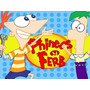Kit Imprimible Phineas Y Ferb Cotillon Promo 3x1