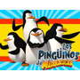 Kit Imprimible Pinguinos De Madagascar Cotillon Y Candy Impr