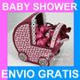 Kit Imprimible Baby Shower Cochecitos Cajitas Tarjetas