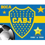 Kit Imprimible Candy Bar Boca Juniors Golosinas Y Mas