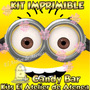 Kit Imprimible Mi Villano Favorito Candy Bar Invitacione 2x1